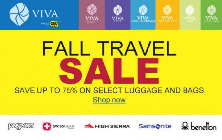 BestBuy Fall Travel Sale - Save up to 75 Off Lugggage and Bags (Until Oct 9)