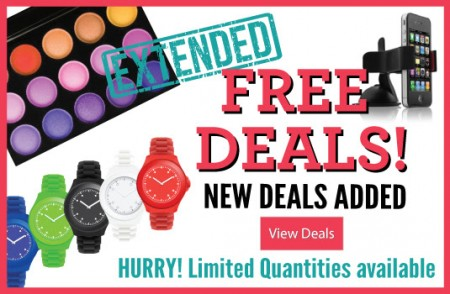 Extended Buytopia - Free Deals! Get 40+ Deals for Free!