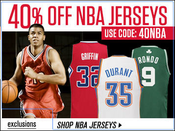 Lids 40 Off NBA Jerseys Sale
