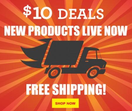 Buytopia $10 Deals + Free Shipping (Nov 13-16)