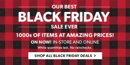 Chapters Indigo Our Best Black Friday Sale Ever