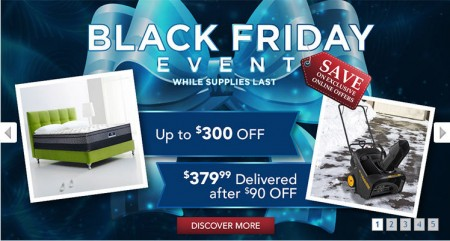 Costco Black Friday Event - Save on Exclusive Online Offers