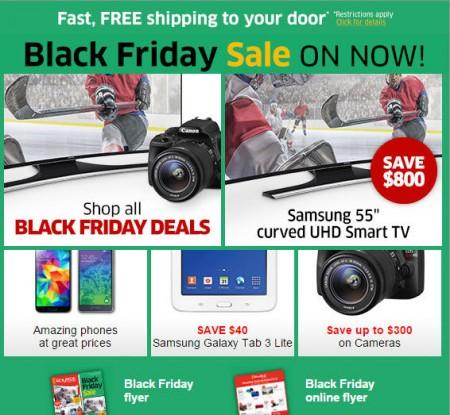 The Source Black Friday Weekend Sale (Nov 27-30)