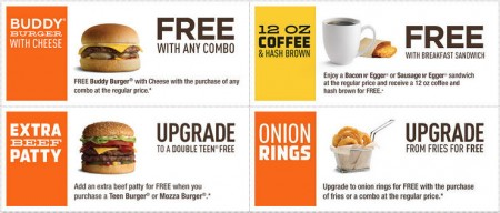 A&W New Printable Coupons (Until Jan 11)