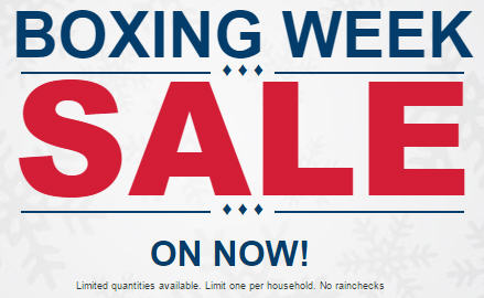 Best Buy Boxing Week Sale + Online Flyer (Dec 29 - Jan 1)