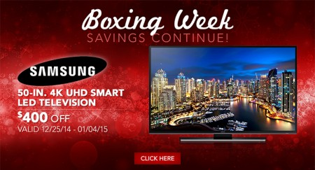 Costco Boxing Week Savings Continue + In-Store Weekly Coupons