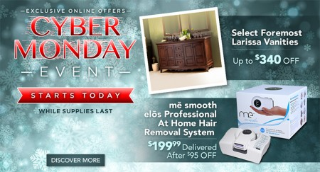 Costco Cyber Monday Event - Exclusive Online Offers