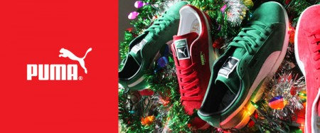 PUMA Friends and Family Sale - 50 Off + Free Shipping (Dec 4-8)