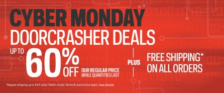 Sport Chek Cyber Monday Sale - Up to 60 Off Doorcraher Deals + Free Shipping on All Orders (Dec 1)