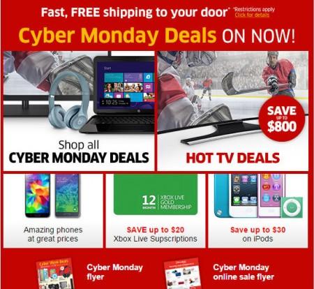The Source Cyber Monday Deals (Dec 1)