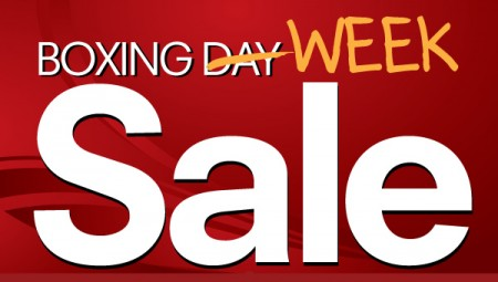 Boxing Week Deals 2015