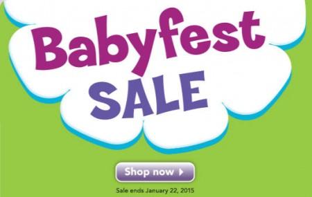 Babies R Us Babyfest Sale (Jan 9-22)