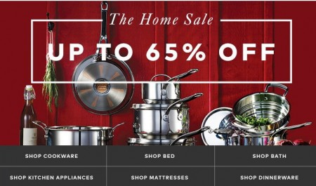 Hudson's Bay The Home Sale - Up to 65 Off