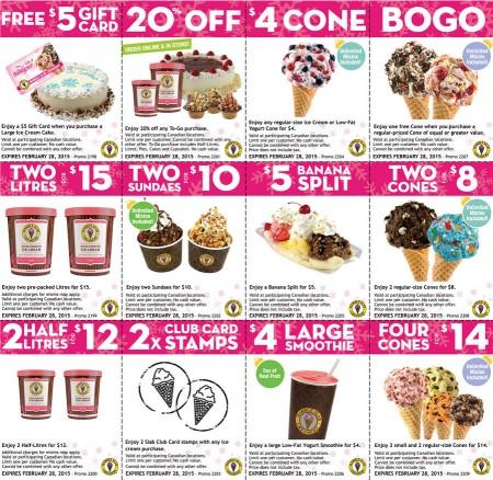 Marble Slab Creamery New Printable Coupons (Until Feb 28)