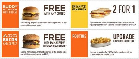 A&W New Printable Coupons (Until Feb 22)