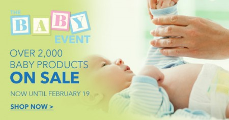 Best Buy VIVA The Baby Event (Feb 6-19)