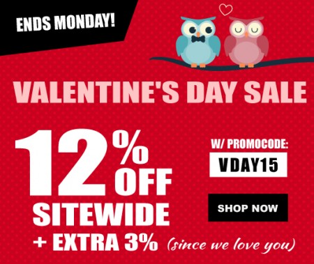 Buytopia Extra 15 Off Sitewide Promo Code (Feb 13-16)