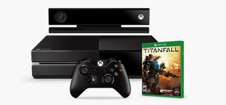 Microsoft Store $50 Off Xbox One Console + Free Titanfall Game + Free Shipping (Feb 27 - Mar 1)