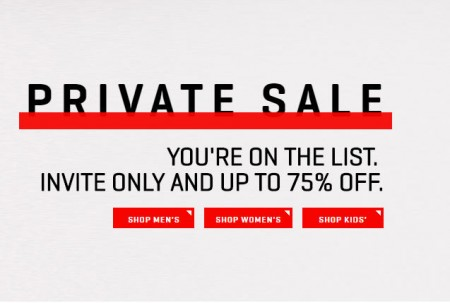 PUMA Private Sale - Save up to 75 Off Sale Items (Feb 5-6)