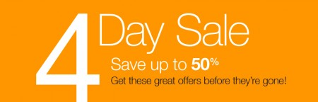 Staples 4 Day Sale - Save up to 50 Off (Feb 20-23)