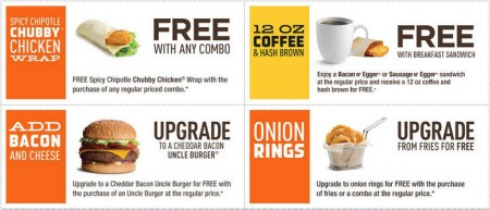 A&W Canada New Printable Coupons (Until Mar 22)