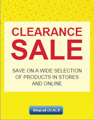 Best Buy Clearance Sale
