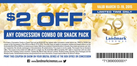 coupon for landmark theaters