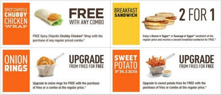 A&W Canada New Printable Coupons (Until Apr 26)