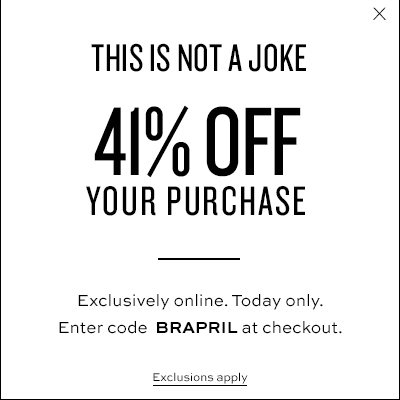 Banana Republic 41 Off Your Online Purchase Promo Code (Apr 1)