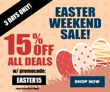 Buytopia Extra 15 Off All Deals Promo Code (Apr 3-5)