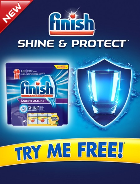 Finish FREE Finish Product Mail-In Rebate Offer (Apr 11 - May 18)