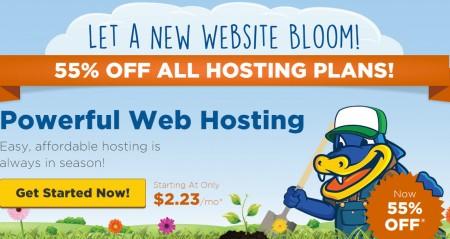 HostGator Spring Sale - 55 Off All Web Hosting Plans (Apr 14-15)