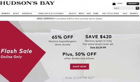 TheBay Flash Sale - Save up to 76 Off Duvet Cover Set (Apr 1)