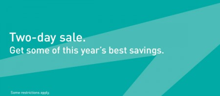 WestJet Two Day Seat Sale (Book by Apr 16)