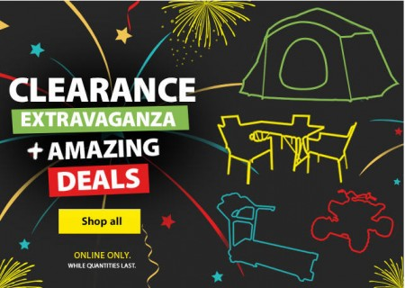 Walmart.ca Clearance Extravaganze + Amazing Deals + Free Shipping