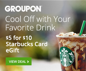 About Starbucks. Wake up to hot deals on your morning coffee, cool afternoon pick-me-ups and gift cards with Starbucks coupons. Reward yourself with Starbucks coffee and the Starbucks Card/5(77).