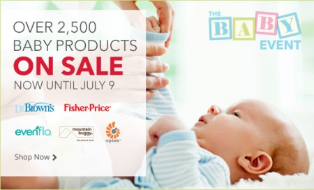 Best Buy VIVA The Baby Event (June 29 - July 9 )