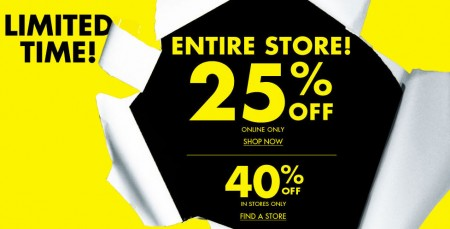 La Senza Entire Store 40 Off In-Stores or 25 Off Online