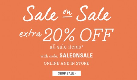 Naturalizer Sale on Sale - Extra 20 Off All Sale Items Promo Code (Until June 17)