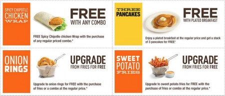 A&W Canada New Printable Coupons + Free Root Beer Coupon (Until Aug 2)