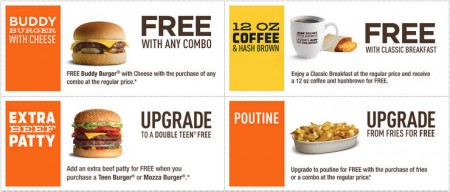 A&W Canada New Printable Coupons + Free Root Beer Coupon (Until July 19)