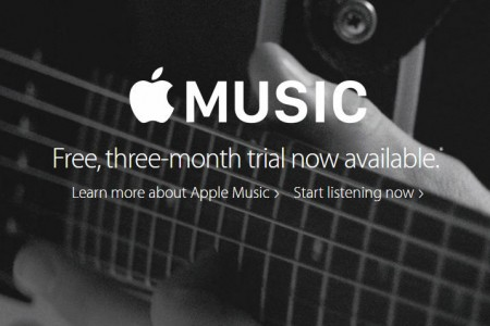Apple Free 3-Month Apple Music Trial