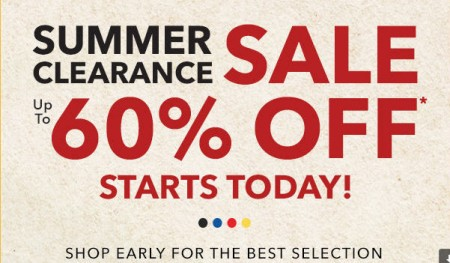 Golf Town Summer Clearance Sale - Save up to 60 Off
