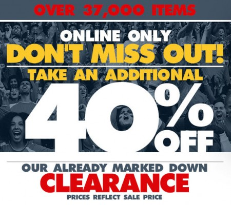Lids Clearance Sale - Extra 40 Off Clearance Items