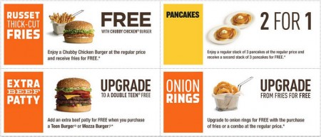 A&W Canada New Printable Coupons + Free Root Beer Coupon (Until Aug 16)