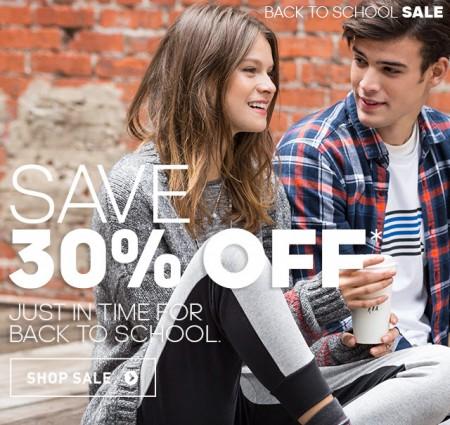 Adidas Save 30 Off Back to Schools Essentials
