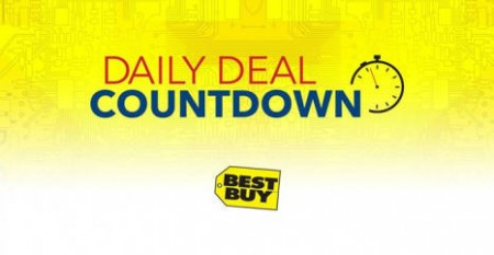 Best Buy Daily Deal Count Down (Aug 16-20)