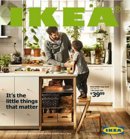 IKEA New 2016 IKEA Catalogues are here