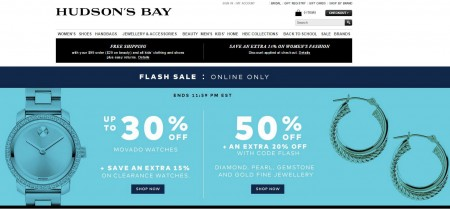 TheBay Flash Sale - Up to 30 Off Movado Watches (Aug 9)