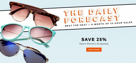 TheBay Today Only - 25 Off Women's Sunglasses (Aug 16)